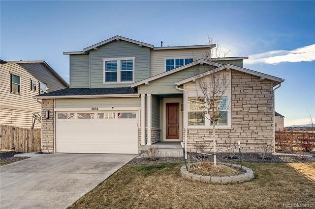6832 E 133rd Avenue, Thornton, CO 80602 (#7395615) :: Hudson Stonegate Team