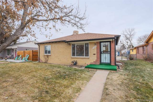 3690 Olive Street, Denver, CO 80207 (MLS #7396360) :: 8z Real Estate