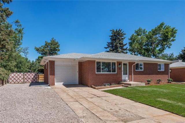 3037 W Grand Avenue, Englewood, CO 80110 (MLS #7397217) :: 8z Real Estate