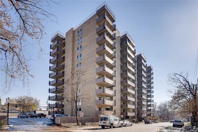 700 Washington Street #304, Denver, CO 80203 (#7397830) :: Bring Home Denver with Keller Williams Downtown Realty LLC
