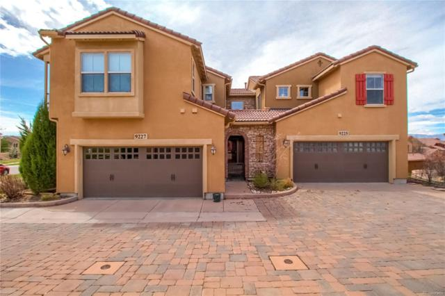 9225 Sori Lane, Highlands Ranch, CO 80126 (#7398168) :: 5281 Exclusive Homes Realty