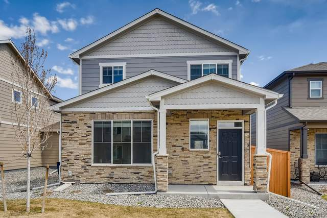 11775 Cordgrass Way, Parker, CO 80138 (MLS #7398251) :: Stephanie Kolesar
