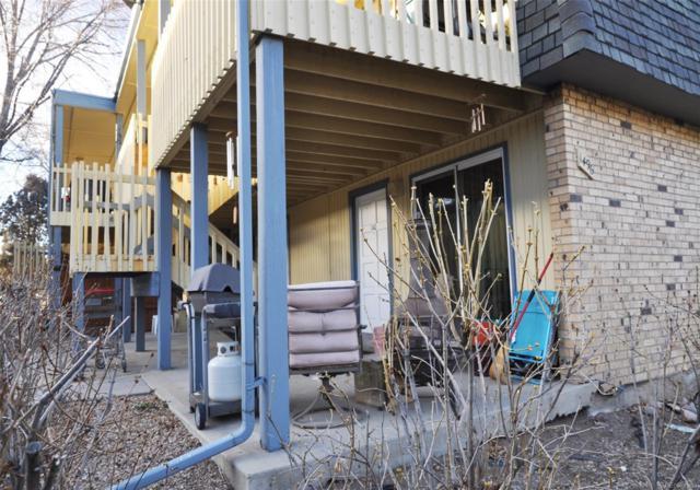 1496 S Pierson Street #110, Lakewood, CO 80232 (MLS #7398333) :: 8z Real Estate