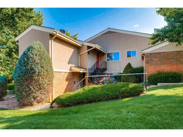 6955 E Girard Avenue B, Denver, CO 80224 (MLS #7398644) :: 8z Real Estate