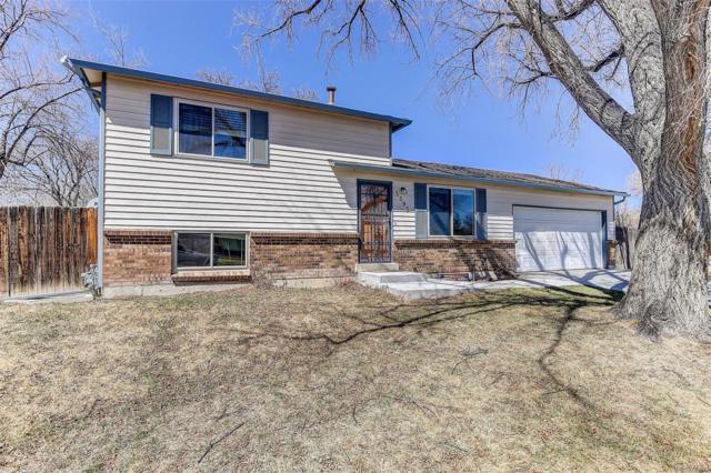 3593 E 114th Drive, Thornton, CO 80233 (#7398707) :: The Peak Properties Group