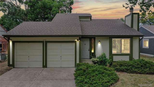 4442 Hollyhock Street, Fort Collins, CO 80526 (MLS #7398710) :: Keller Williams Realty