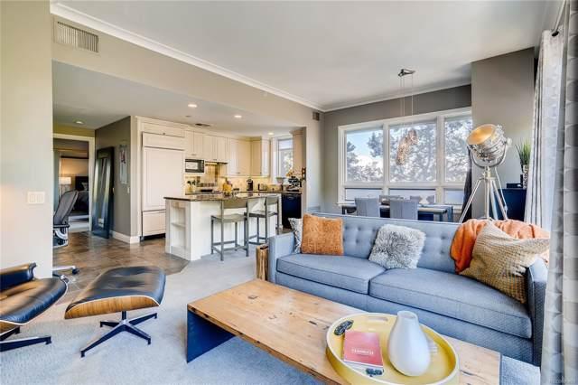 400 E 3rd Avenue #201, Denver, CO 80203 (MLS #7398768) :: Colorado Real Estate : The Space Agency