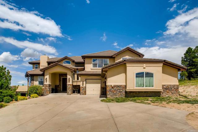 12758 S Robinson Ranch Court, Parker, CO 80134 (#7399282) :: Structure CO Group