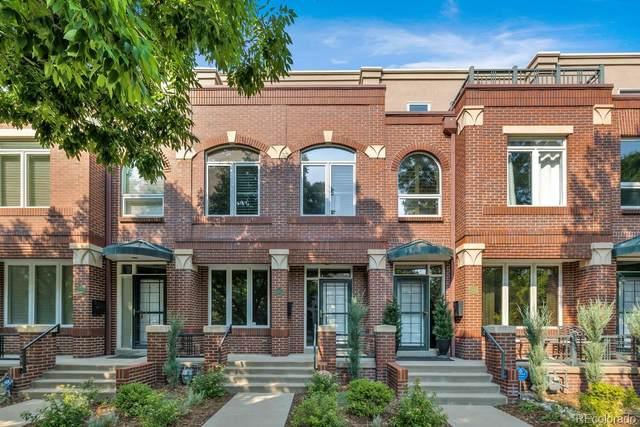 15 S Garfield Street, Denver, CO 80209 (#7399567) :: Own-Sweethome Team