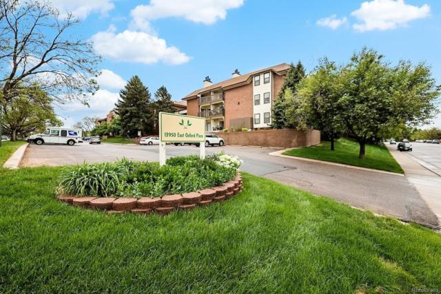13950 E Oxford Place B212, Aurora, CO 80014 (#7399832) :: The Heyl Group at Keller Williams