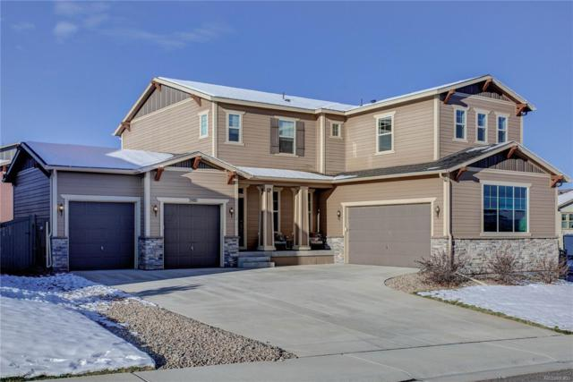 3981 Manorbrier Circle, Castle Rock, CO 80104 (MLS #7400041) :: Bliss Realty Group