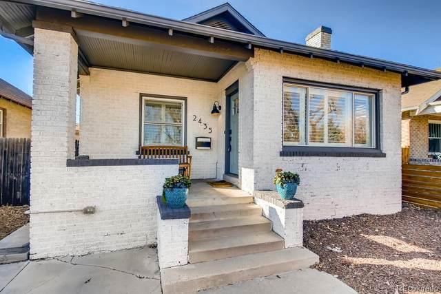 2435 York Street, Denver, CO 80205 (#7400237) :: Wisdom Real Estate