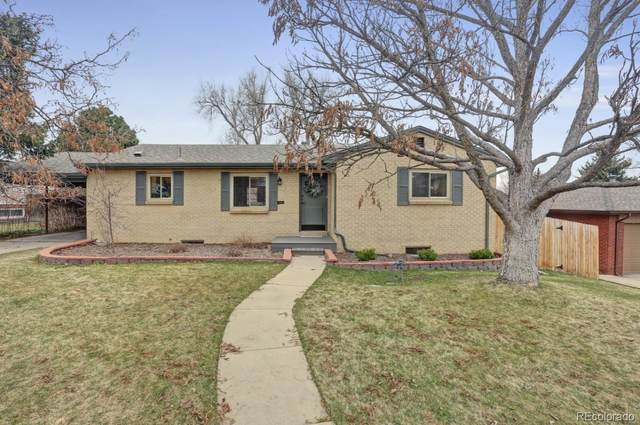 3585 Holland Street, Wheat Ridge, CO 80033 (#7400266) :: The Peak Properties Group