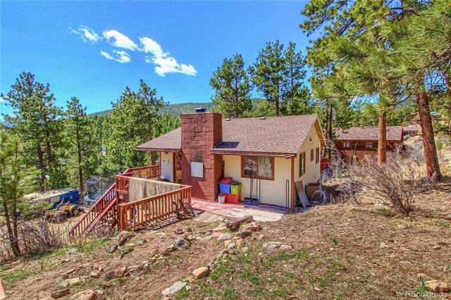 815 N Pine Drive, Bailey, CO 80421 (MLS #7400331) :: 8z Real Estate