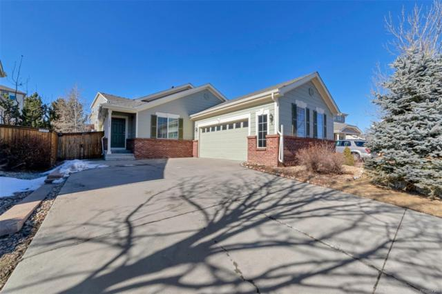 16825 Trail View Circle, Parker, CO 80134 (MLS #7400351) :: 8z Real Estate
