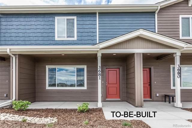 6609 4th Street Road #5, Greeley, CO 80634 (MLS #7400412) :: 8z Real Estate