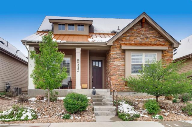 2304 W Hecla Drive, Louisville, CO 80027 (#7401031) :: The Heyl Group at Keller Williams
