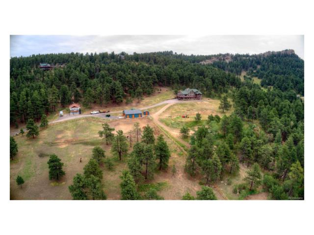 6108 Lone Peak Drive, Evergreen, CO 80439 (MLS #7401046) :: 8z Real Estate