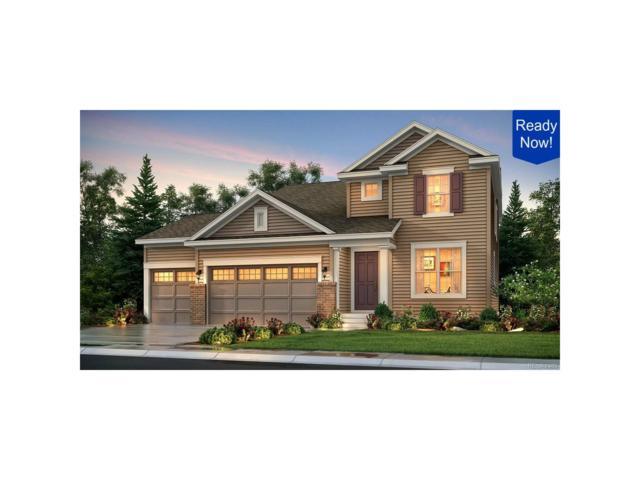 16672 Concolor Place, Parker, CO 80134 (MLS #7401218) :: 8z Real Estate