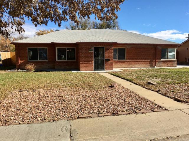 848 Scranton Street, Aurora, CO 80011 (#7401277) :: Bring Home Denver