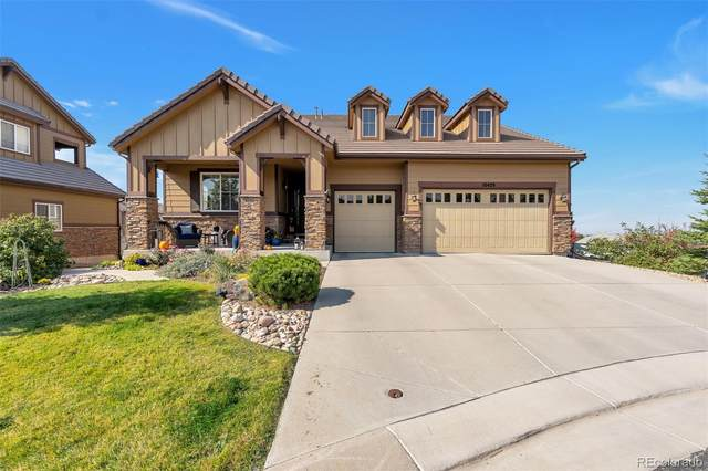 10429 Skyreach Way, Highlands Ranch, CO 80126 (MLS #7401303) :: Wheelhouse Realty