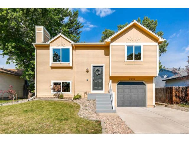 2039 Sumac Street, Longmont, CO 80501 (MLS #7401719) :: 8z Real Estate
