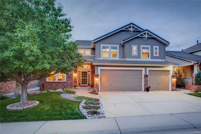 3053 Greensborough Drive, Highlands Ranch, CO 80129 (#7402422) :: House Hunters Colorado