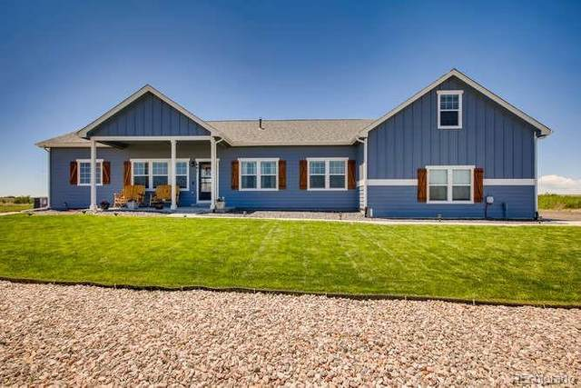 691 S Fetzer Street, Byers, CO 80103 (MLS #7402479) :: 8z Real Estate