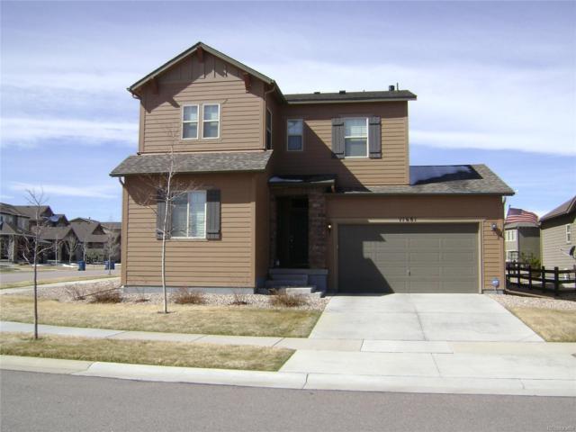 11681 Jutland Street, Parker, CO 80134 (#7402633) :: Group 46:10 - Denver