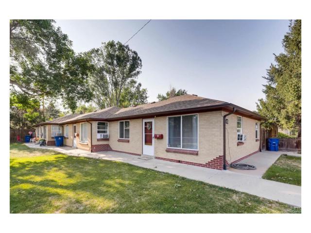 1645-1655 Pierce Street, Lakewood, CO 80214 (#7402925) :: RE/MAX Professionals