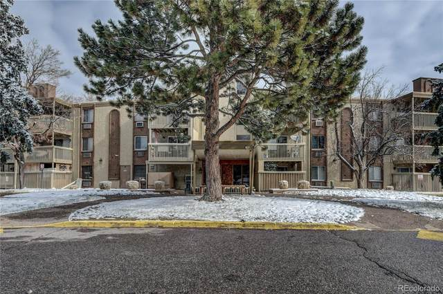 1304 S Parker Road #260, Denver, CO 80231 (#7403403) :: The HomeSmiths Team - Keller Williams