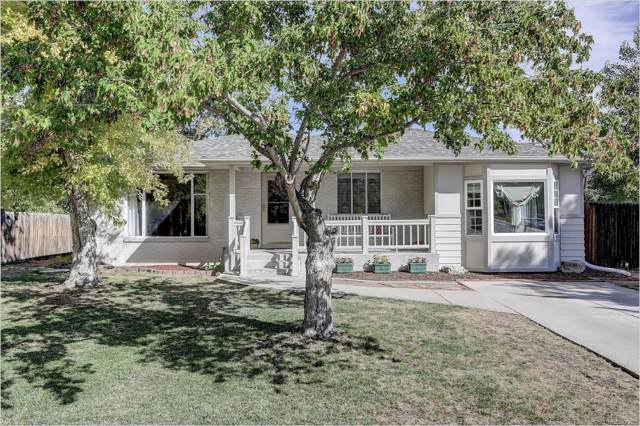 7201 W Archer Place, Lakewood, CO 80226 (MLS #7403487) :: 8z Real Estate