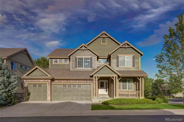 6004 Nile Circle, Golden, CO 80403 (#7403538) :: The Healey Group