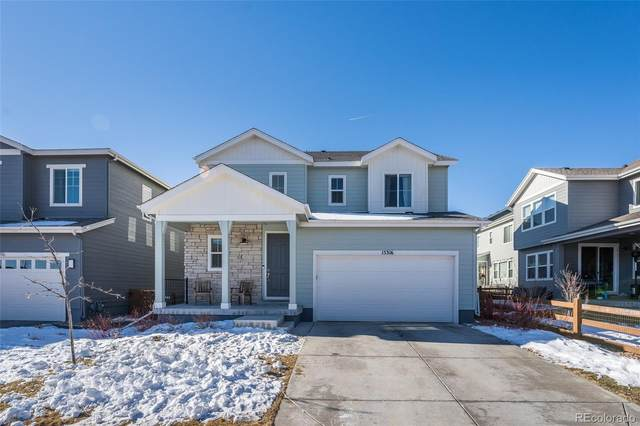 15316 W 94th Avenue, Arvada, CO 80007 (#7403836) :: The DeGrood Team