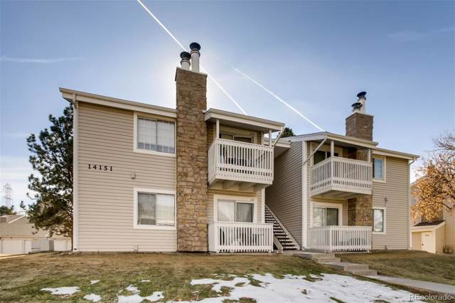 14151 E Jewell Avenue #201, Aurora, CO 80012 (#7404197) :: Berkshire Hathaway Elevated Living Real Estate
