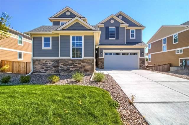 9628 Keystone Trail, Parker, CO 80134 (MLS #7404977) :: 8z Real Estate
