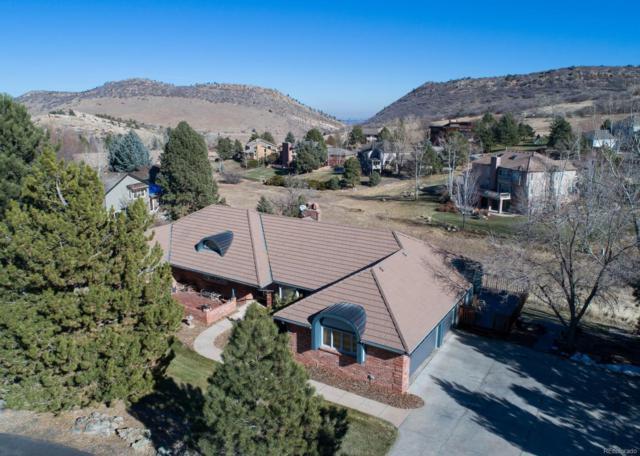 3 N Ranch Road, Littleton, CO 80127 (#7405313) :: Mile High Luxury Real Estate