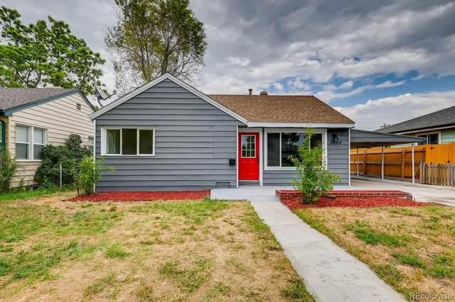 1224 Valentia Street, Denver, CO 80220 (#7405317) :: Venterra Real Estate LLC