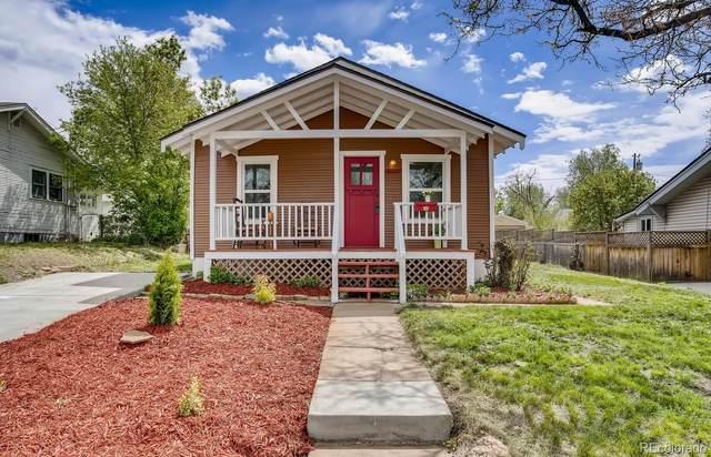 3126 S Logan Street, Englewood, CO 80113 (#7405368) :: Mile High Luxury Real Estate
