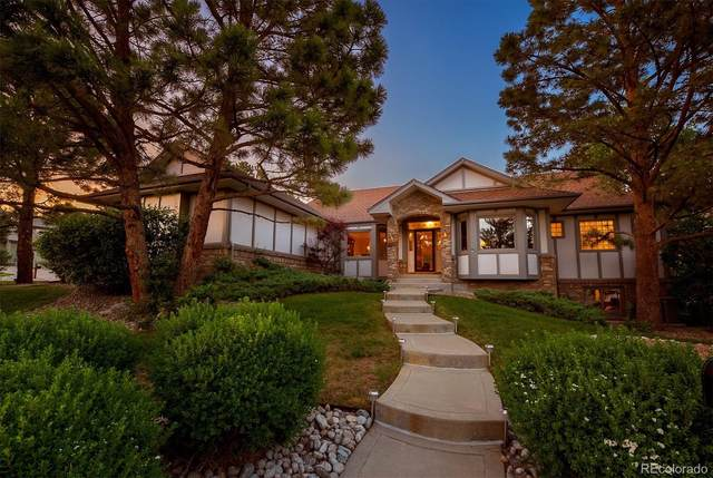 7739 Oakview Place, Castle Pines, CO 80108 (#7405394) :: The Harling Team @ HomeSmart