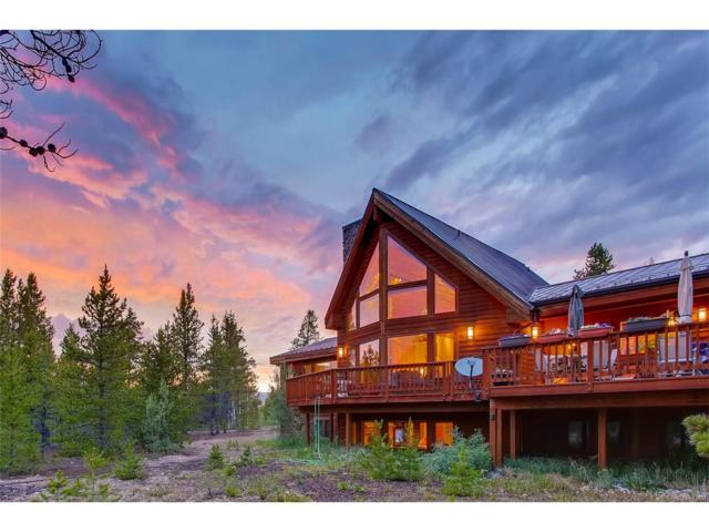 7 Rodeo Drive, Leadville, CO 80461 (MLS #7405693) :: 8z Real Estate
