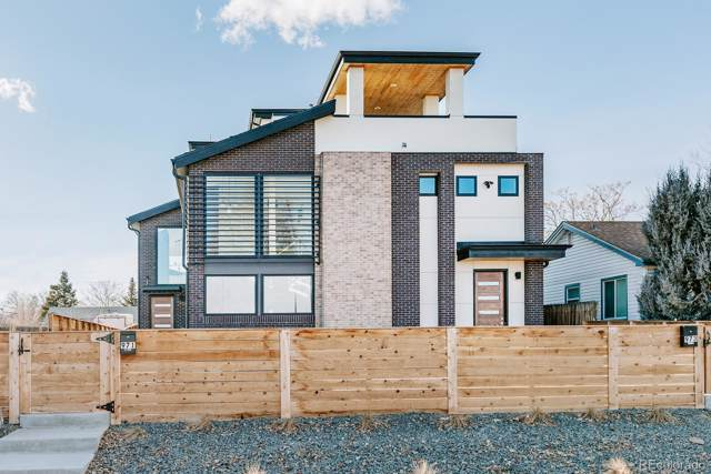 971 Tennyson Street, Denver, CO 80204 (MLS #7405769) :: 8z Real Estate