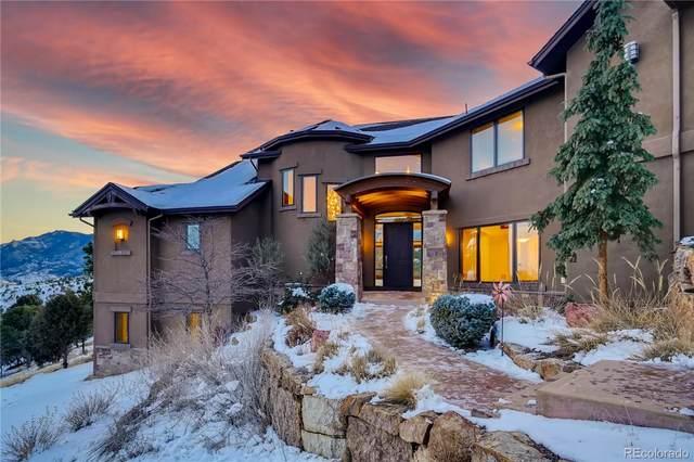 4305 Cavern Ridge Road, Colorado Springs, CO 80904 (#7405949) :: The Harling Team @ HomeSmart