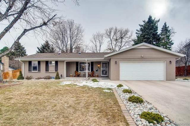 6402 E Dickenson Place, Denver, CO 80222 (#7406526) :: The Griffith Home Team