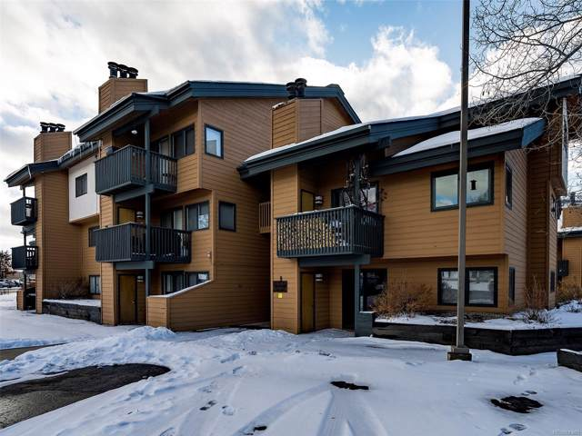520 Ore House Plaza #101, Steamboat Springs, CO 80487 (MLS #7407111) :: 8z Real Estate