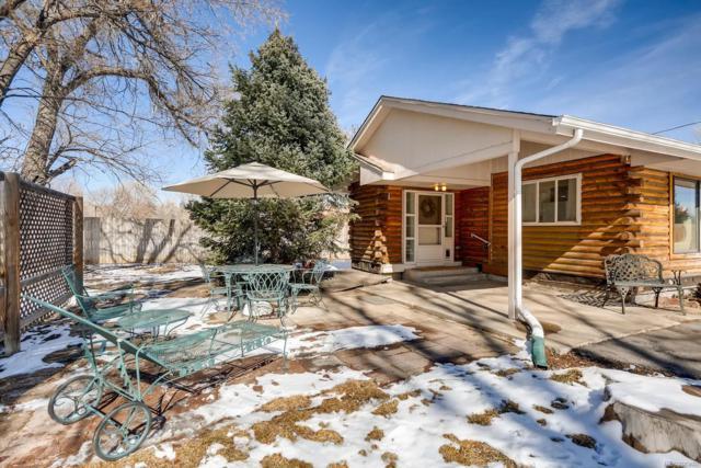 120 Garland Street, Lakewood, CO 80226 (#7407331) :: The HomeSmiths Team - Keller Williams