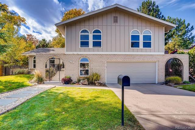 4083 S Quince Street, Denver, CO 80237 (#7407349) :: The DeGrood Team