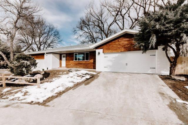2706 S Clayton Street, Denver, CO 80210 (MLS #7407537) :: 8z Real Estate