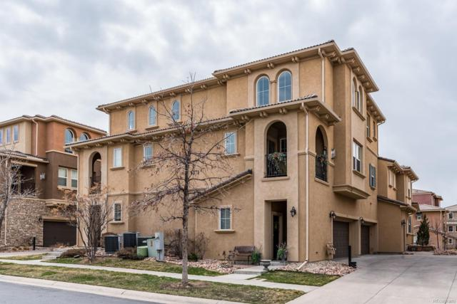 9371 Loggia Street B, Highlands Ranch, CO 80126 (#7407646) :: Wisdom Real Estate