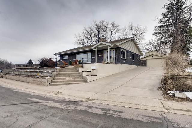 1050 W Stanford Drive, Englewood, CO 80110 (MLS #7407833) :: 8z Real Estate